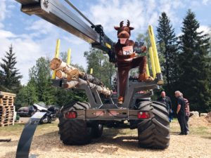 Nordfarm på SkogsElmia 2019