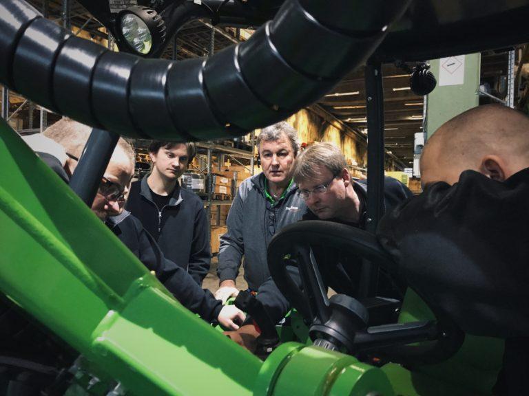 Avant Academy - utbildning för alla våra återförsäljares mekaniker