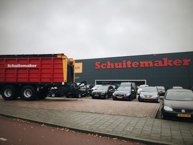 Nordfarm besöker Schuitemakers fabrik