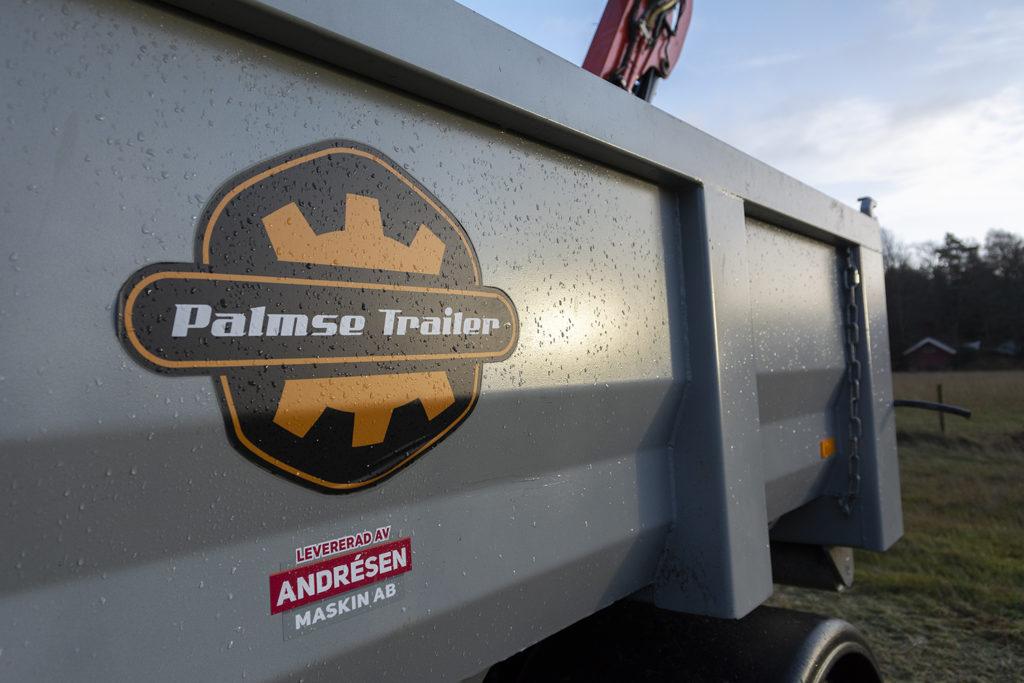 Palmse Trailer logotyp