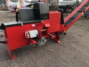 Japa vedmaskin 385 pro 8T traktor/el