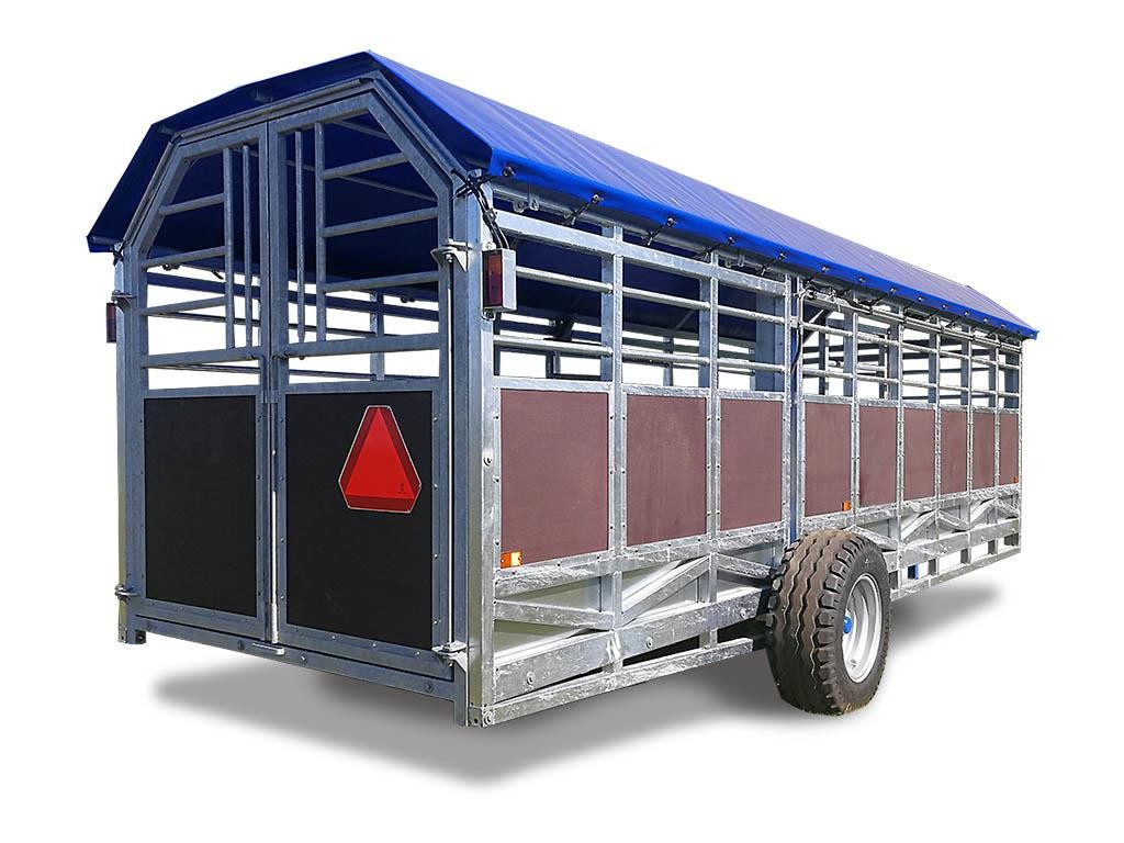 jyfa hydraulisk djurvagn